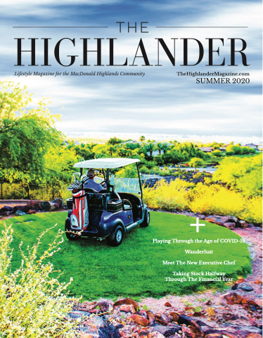 The Highlander summer 2020