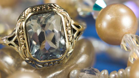 heirloom jewelry in Luxury Homes Las Vegas